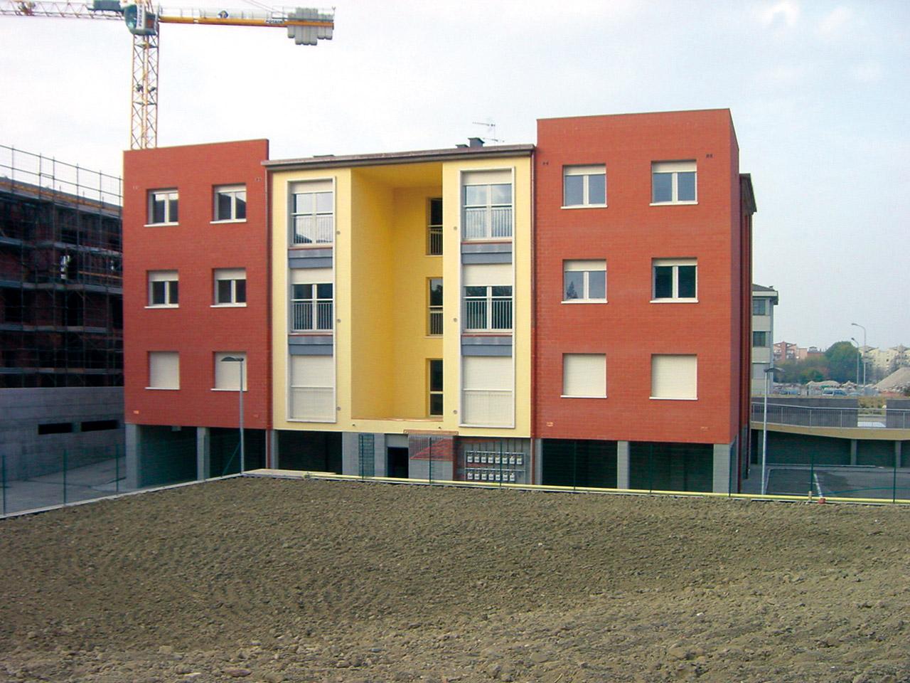 Realizzazione alloggi E.R.P. - Parma