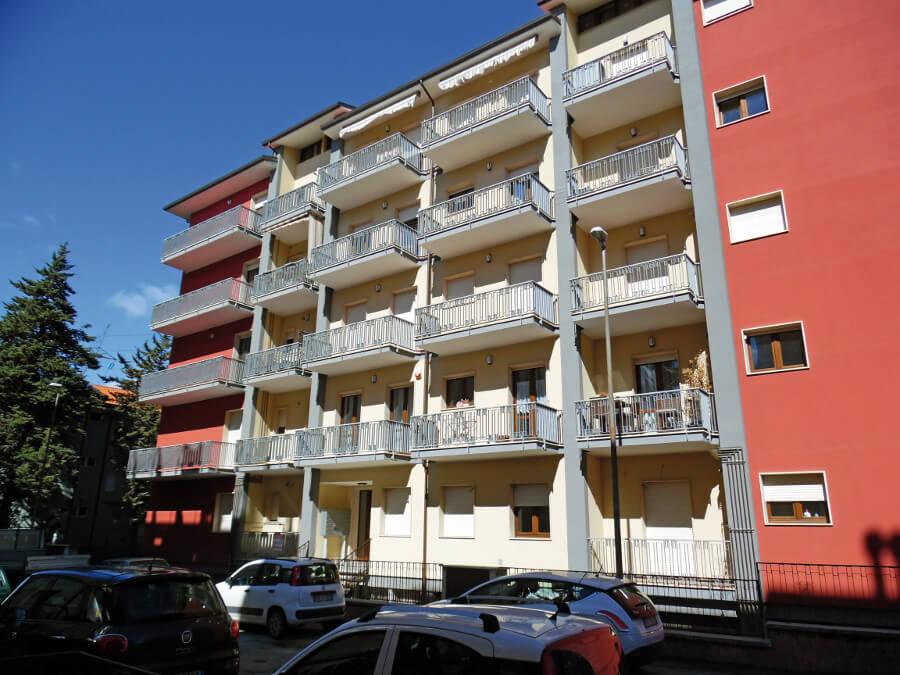 Riparazione e miglioramento sismico condominio Vittorini Ugo
