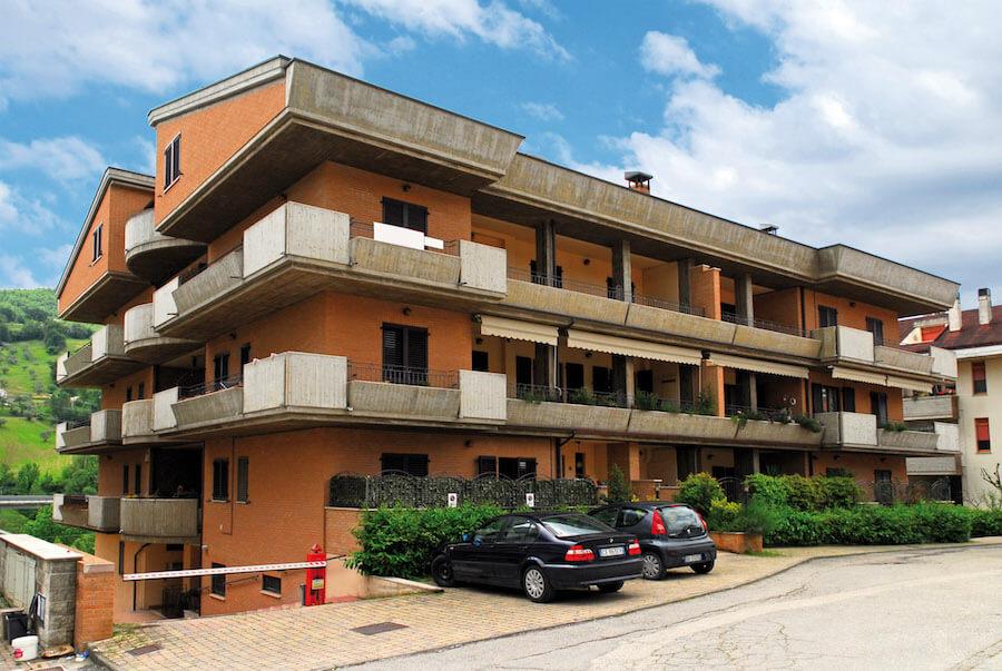 """Complesso residenziale condominio """"Edil FAG"""" - Teramo"""