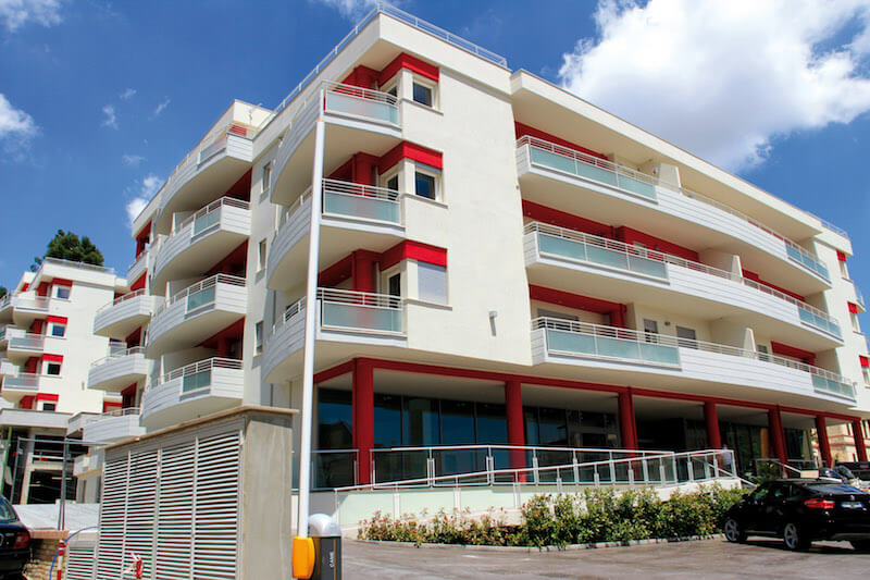 Appartamenti Viale Crucioli (TE)