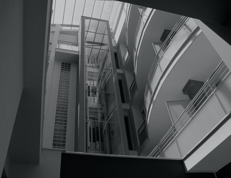 """Complesso residenziale """"Condominio Bahuaus"""" Viale Crucioli -Teramo"""