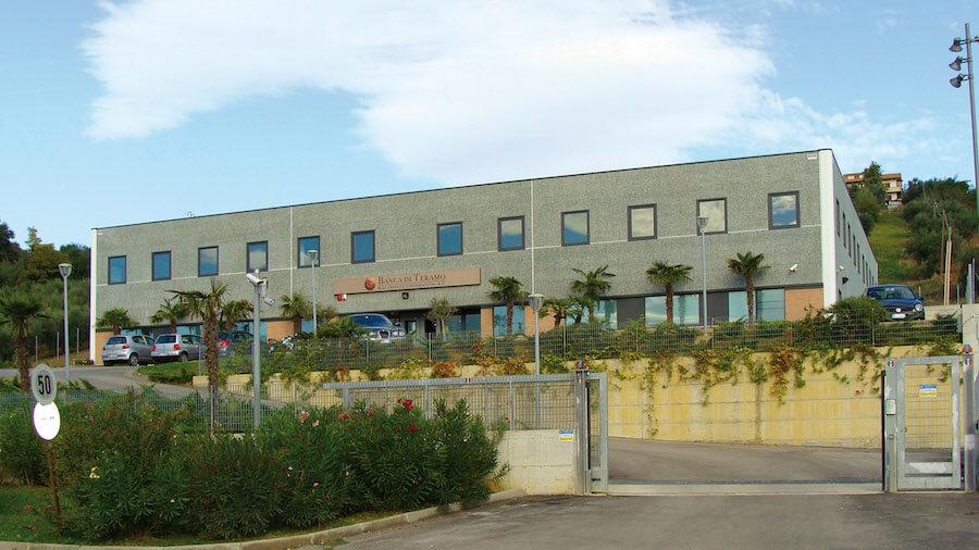 Realizzazione nuova sede della Banca di Teramo a Sant'Atto
