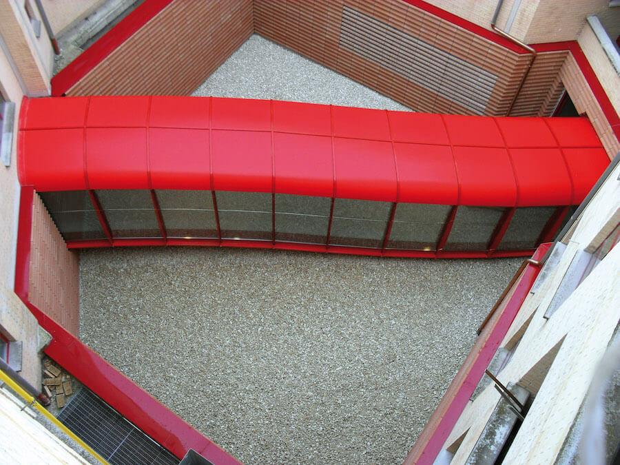 Edificio Delta 6 Ospedale San Salvatore - L'Aquila