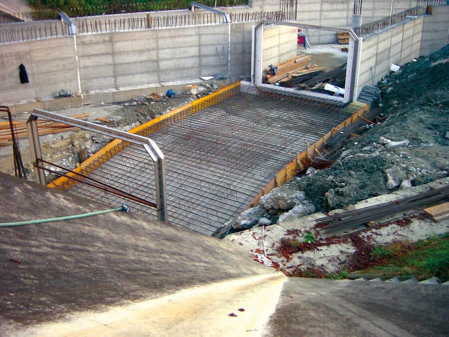 Sistemazione idraulica del Compartimento di Mezzani - Parma