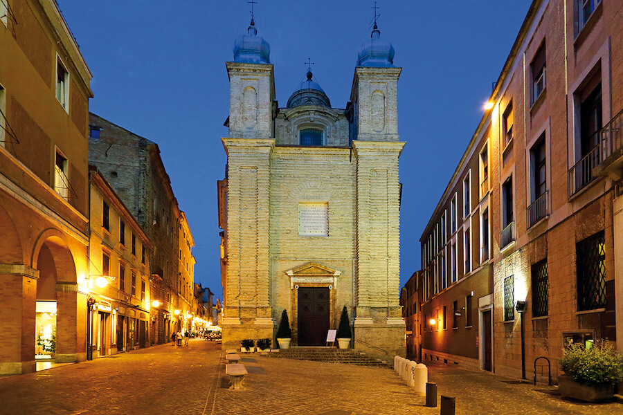 Restauro Chiesa di S. Filippo Neri