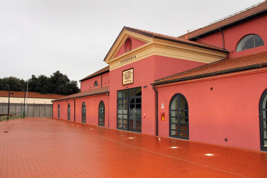 Ex Fonderia Leopolda Teatro e Sala Polivalente