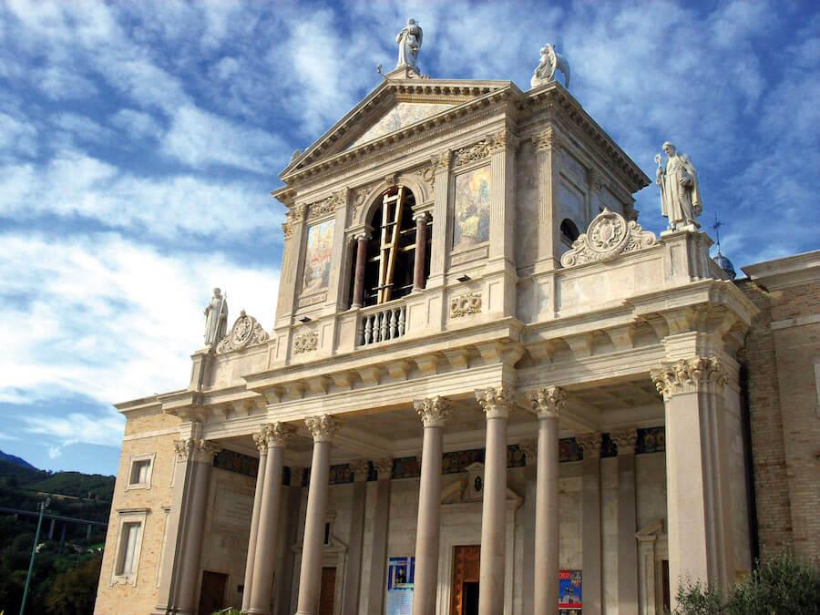 Consolidamento Basilica di San Gabriele dell'Addolorata