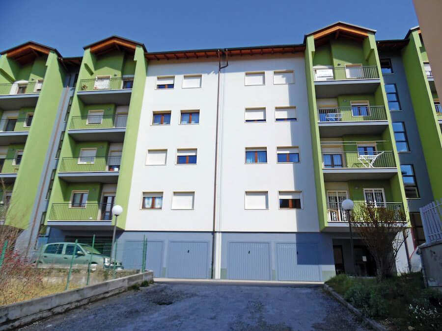 Sostituzione edilizia condominio Gran Sasso