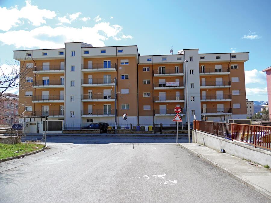 Sostituzione edilizia condominio Paganica 1