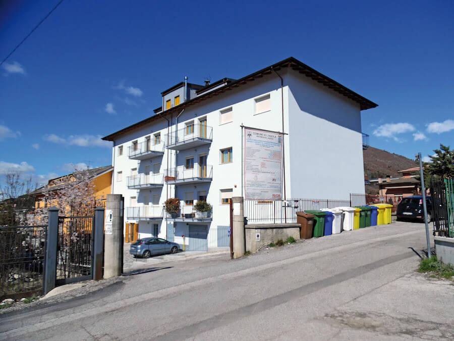 Sostituzione edilizia condominio Rotilio