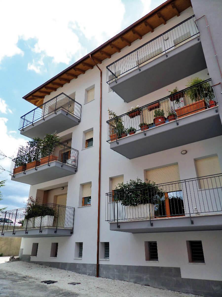 Sostituzione edilizia condominio rotilio - Condominio lavori ...