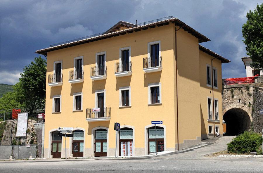 """Sostituzione edilizia condominio """"Via Roma 188"""""""